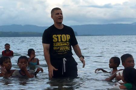 baptism tacloban
