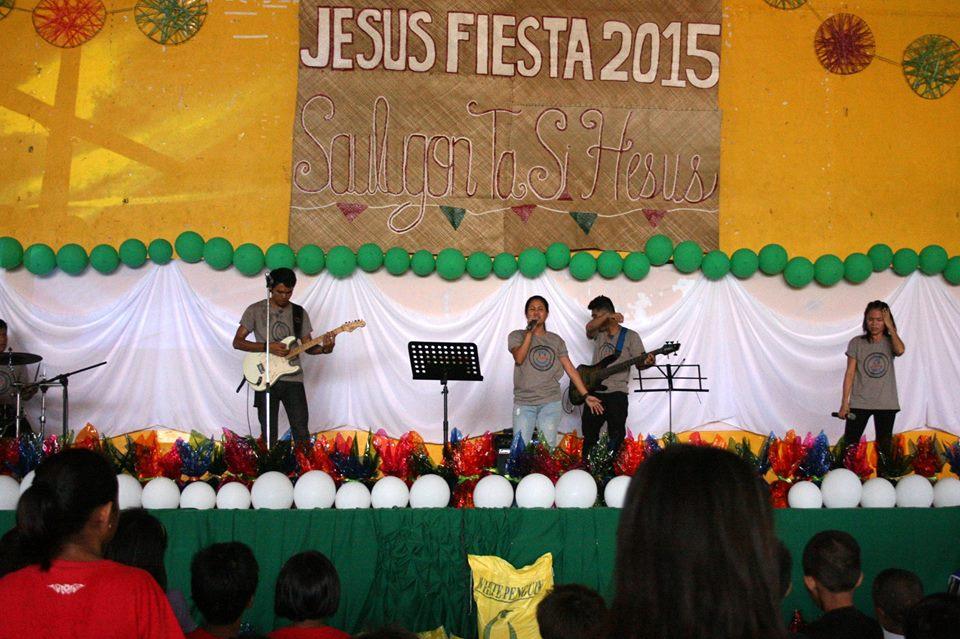 Jesus Fiesta